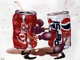 coca cola-pepsi