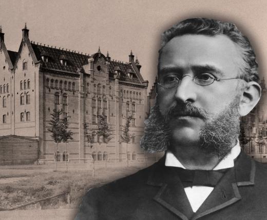 1864 Gerard Adriaan Heineken