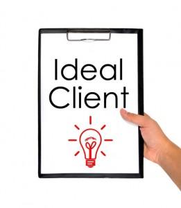 Cum ar arata clientul ideal pentru mine