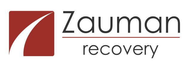 logo zauman recovery