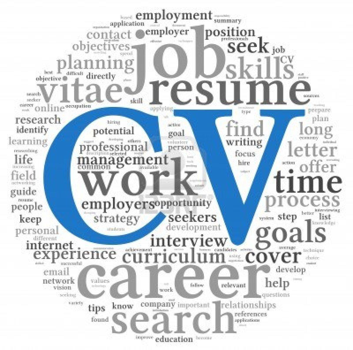 De ce trebuie sa ai CV-ul cat mai actualizat