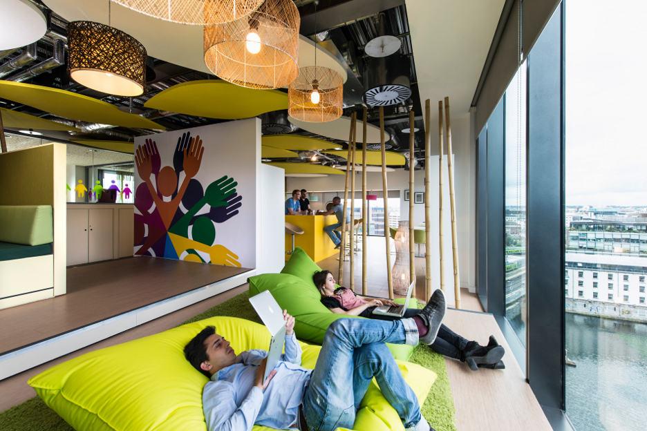 Cat de importante sunt zonele de relaxare pentru motivarea angajatilor