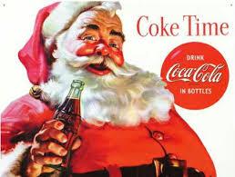 Vestimentatia lui Mos Craciun – rezultatul unei strategii de marketing a companiei Coca-Cola?