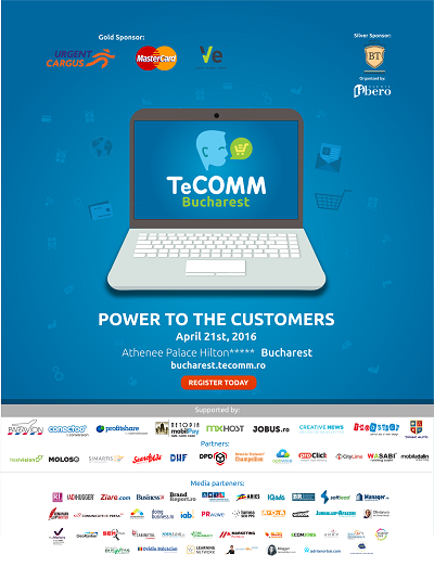 Macheta Tecomm ecommerce