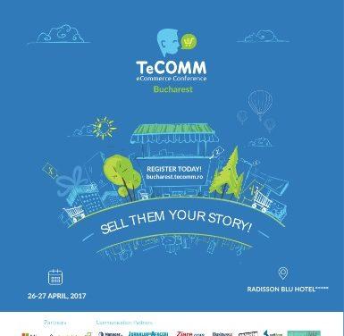 TeCOMM Bucuresti si dinamica industriei eCommerce