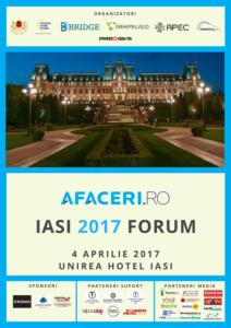 Marti 4 martie - Forumul Afaceri.ro Iasi 2017