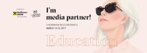I am Media Partner The Woman 2017