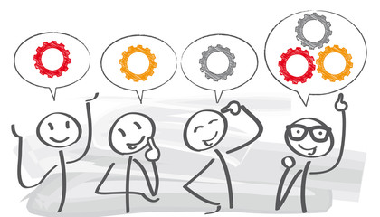 4 moduri  prin care sa iti faci angajatii sa gandeasca inovativ
