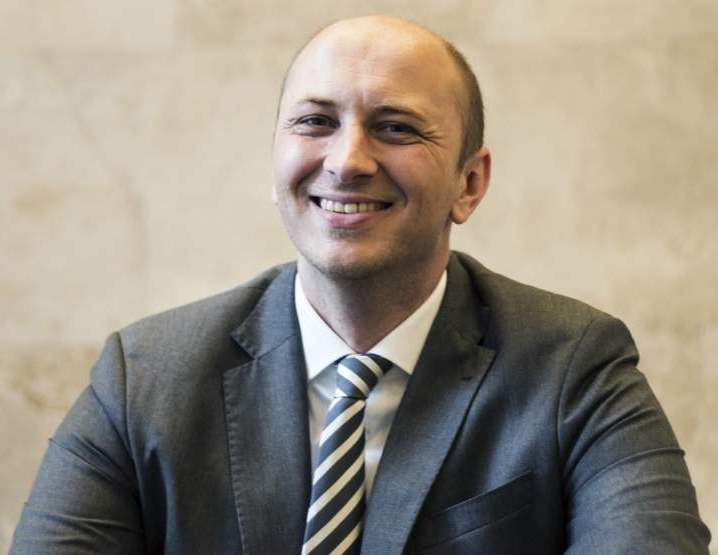 Ivan VRHEL speaker TeCOMM București 2017