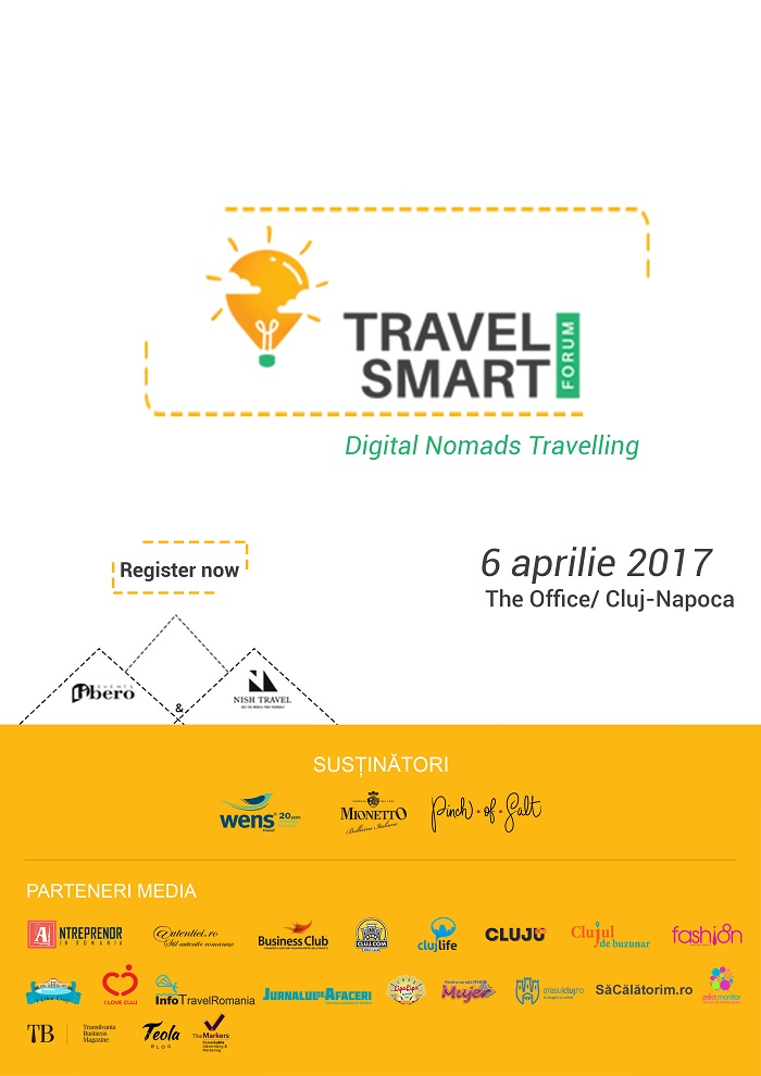 Travel Smart Forum Cluj 2017. Marketing si travel la un loc