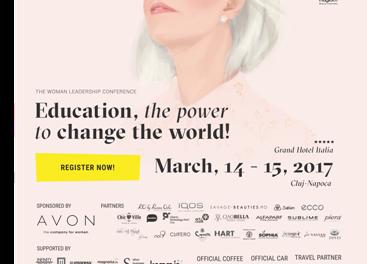 The Woman: Despre antreprenoriat ca la carte in medii de afaceri competitive