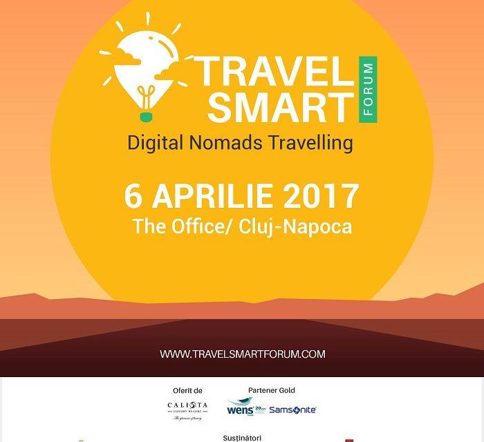 Incepe Travel Smart Forum Cluj – evenimentul dedicat pasionatilor de tehnologie si calatorii