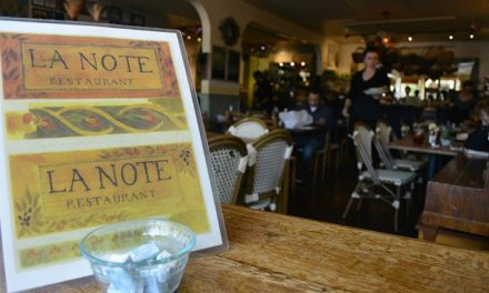 La Note Restaurant – calatoria unui arhitect in antreprenoriat