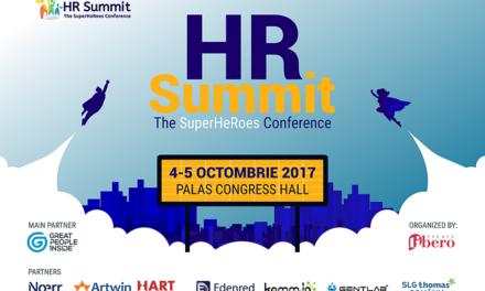 4-5 octombrie, Iasi, HR Summit