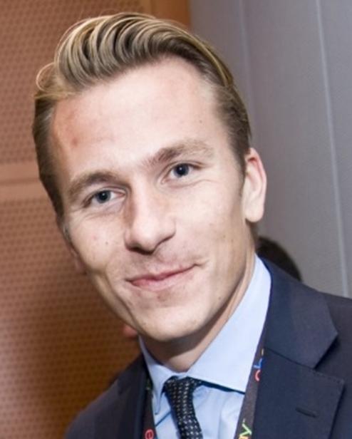 Samuel Laurinkari speaker TeCOMM 2017 (1)