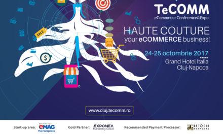 TeCOMM: In comertul electronic, atragerea clientilor implica originalitate si strategie