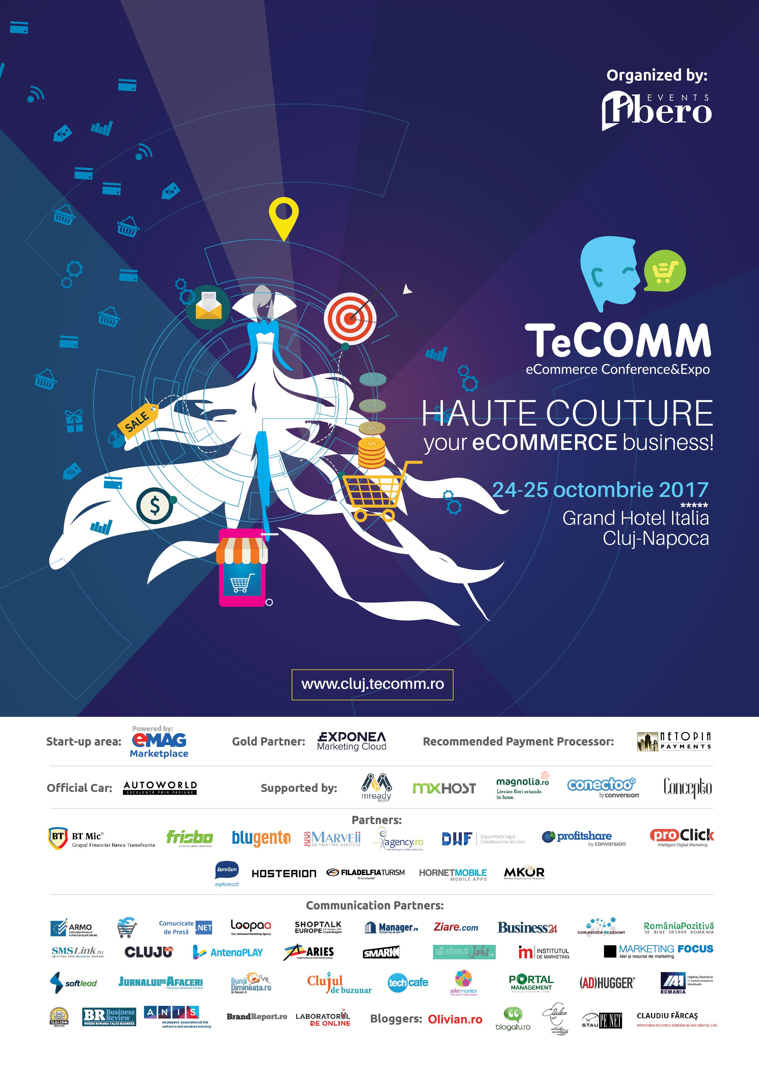 Afis TeCOMM 2017