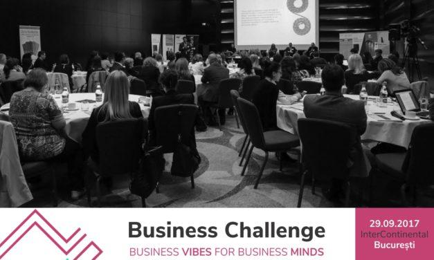 Business Challenge: cine sunt oamenii care construiesc viitorul mediului de afaceri din România și care sunt oportunitățile de business în 2017?