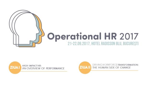 BusinessMark, Operational HR: Specialiștii în resurse umane, din țară și străinătate, se reunesc pentru două zile la București