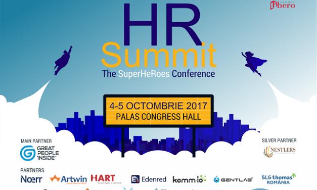Cum a fost la HR Summit Iasi, editia 2017