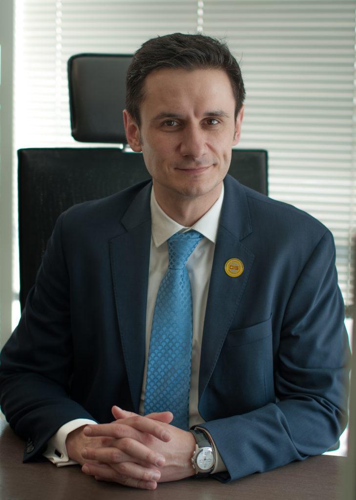 Mihai Nistor Speaker TeCOMM