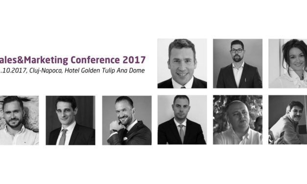 31 noiembrie, Cluj-Napoca, Sales & Marketing Conference 2017