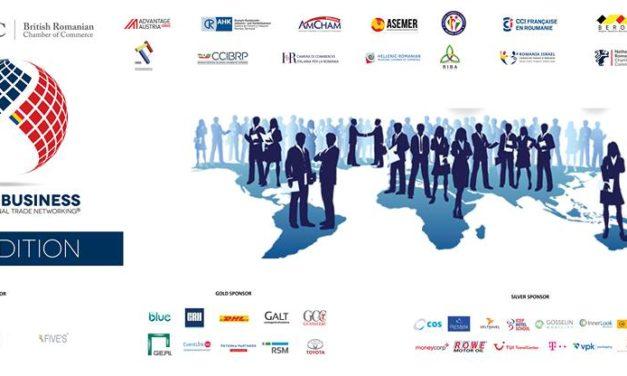 Camera de Comerț Româno-Britanică anunță a doua ediție a evenimentului Back2Business