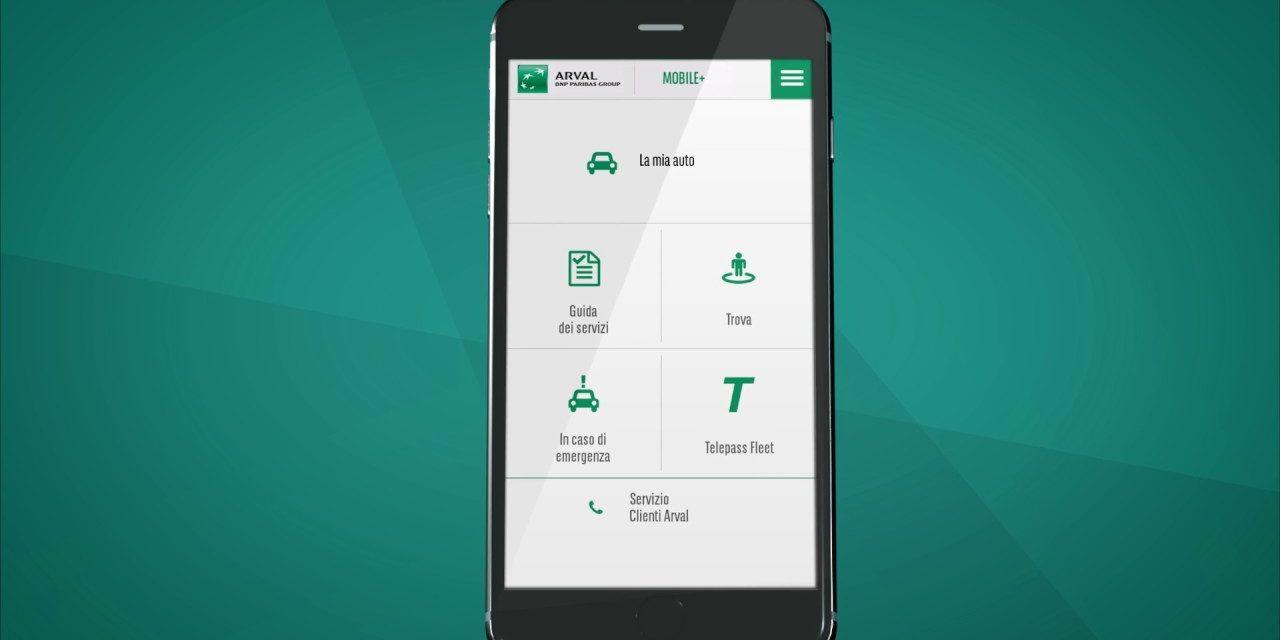 București, 22 noiembrie 2017,  Arval lanseaza aplicatia My Arval Mobile