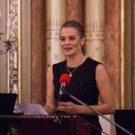 Maia Morgenstern speaker The Woman 2018