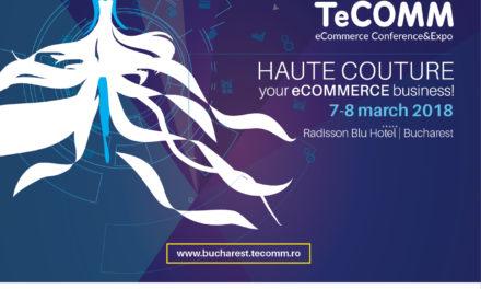 TeCOMM Bucuresti: 2 zile, 18 ore de continut premium, 6 sali de conferinta