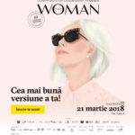 21 martie: Catalina Ponor, Melania Medeleanu, Mona Nicolici sau Maia Morgenstern urca pe scena The Woman la Cluj-Napoca