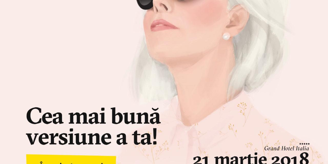 Peste 600 femei antreprenor si manager se reunesc la Conferinta de Leadership Feminin The Woman din Cluj-Napoca