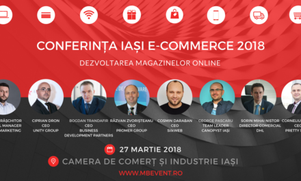 CONFERINȚA IAȘI E-COMMERCE 2018