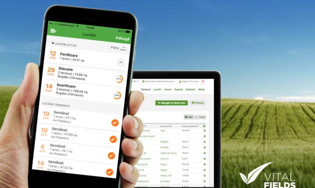 VitalFields, 2018: Viitorul agriculturii este high-tech