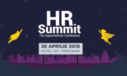 Fuga dupa talente si CSR for the greater good – o saptamana pana la HR Summit Timisoara