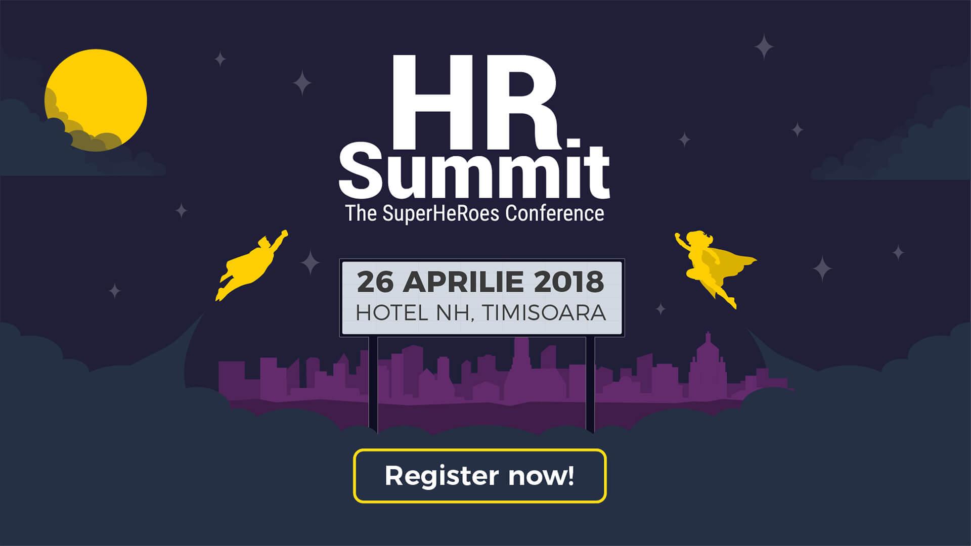 HR Summit Timisoara