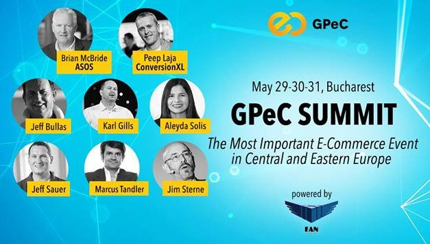 29-30-31 Mai- GPeC SUMMIT, București