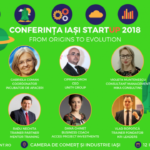 12 Iunie – Conferința Iași StartUP 2018 – From Origins to Evolution