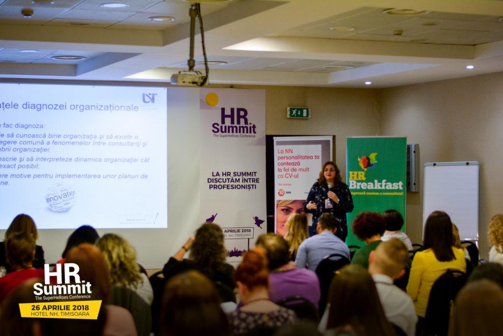 HR Summit Timisoara - Delia Virga