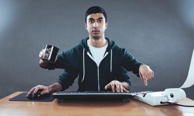 Ce inseamna productivitatea la locul de munca daca esti multitasking