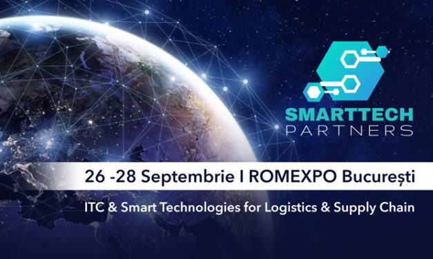 SMARTTECH for SUPPLY CHAIN isi deschide portile  intre 26 si 28 septembrie 2018, pavilion B1, Romexpo