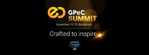 GPeC SUMMIT Noiembrie 2018
