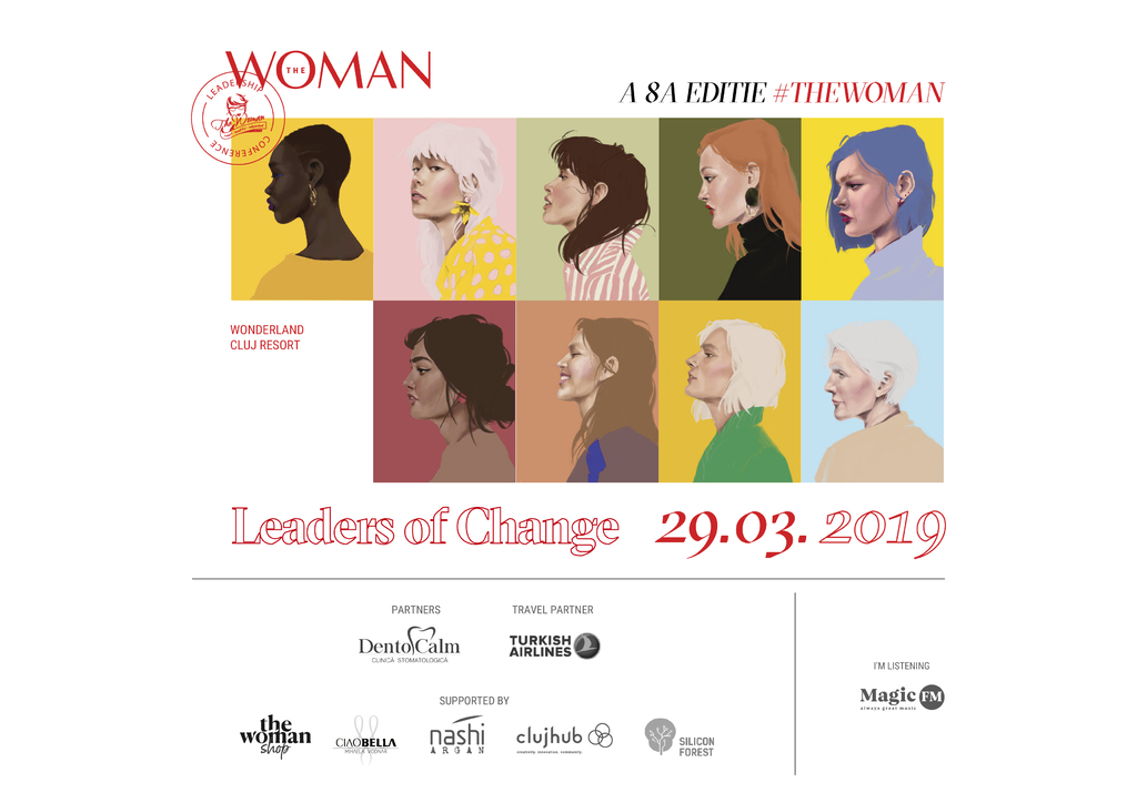 The Woman Conferința de Leadership Feminin 2019