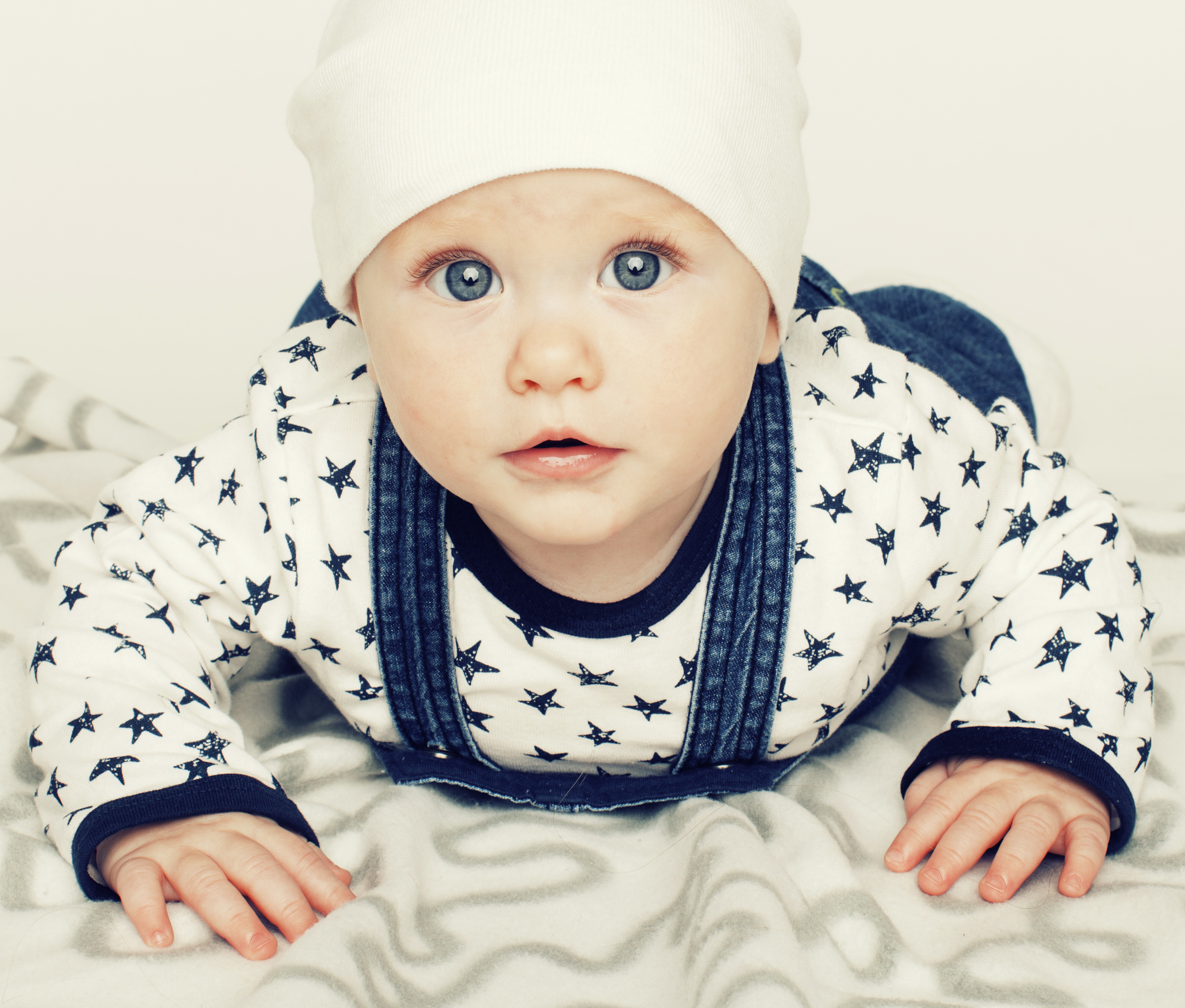 little cute baby toddler on carpet isolated close up smiling adorable cheerful