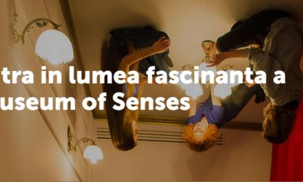 De ce Museum of Senses este o idee buna pentru o iesire cu echipa?