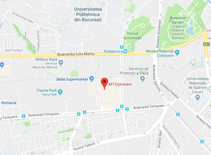 2018-11-23 14_34_08-AFI Cotroceni - Google Maps