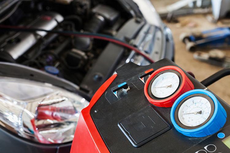 12. climatizare auto