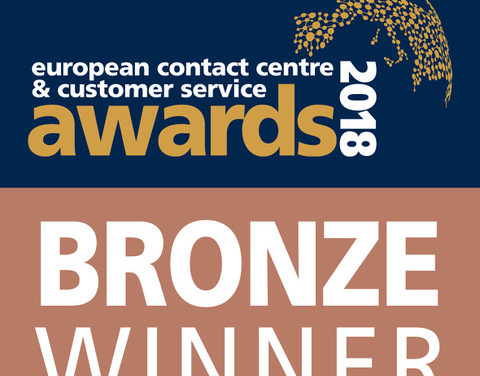 "Premiul ""Cel mai bun contact centre mic din Europa"" – WPG Racing Solutions"