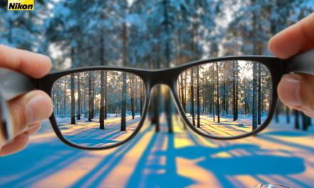Lentilele aparatului foto vs. lentilele ochelarilor tai