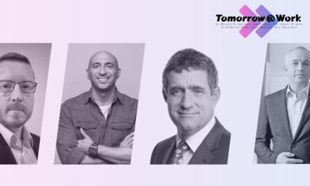 Cine sunt primii speakeri străini confirmați la Tomorrow@Work?